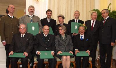 Heimat-PreisträgerInnen 2002