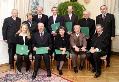 Heimat-PreisträgerInnen 2003