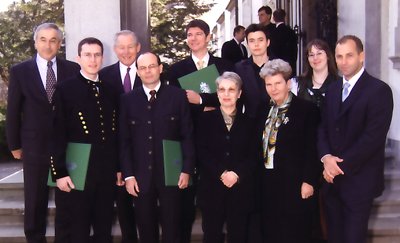 Josef-Krainer-PreisträgerInnen 2003