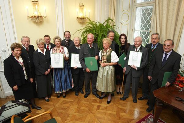 Heimat-PreisträgerInnen 2006