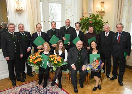 Heimat-PreisträgerInnen 2007
