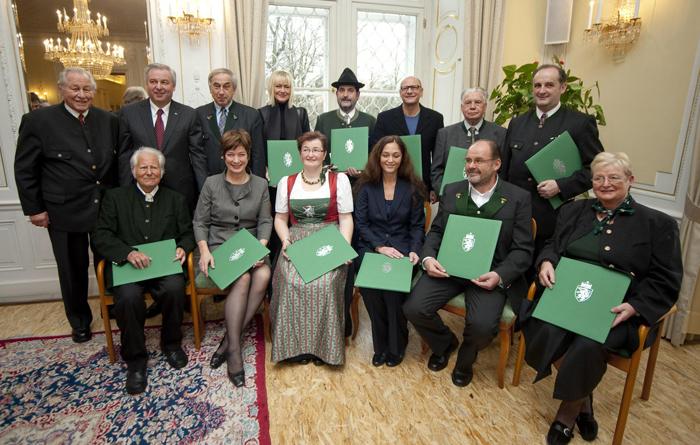 Heimat-PreisträgerInnen 2009