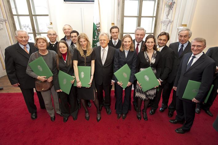 Josef-Krainer-PreisträgerInnen 2010
