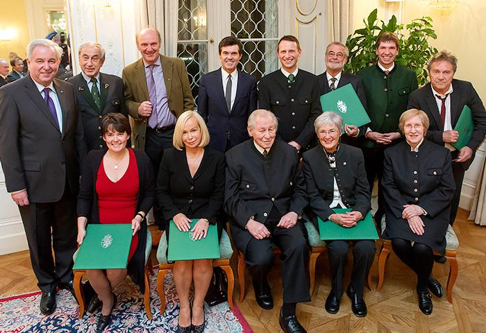 Heimat-PreisträgerInnen 2014