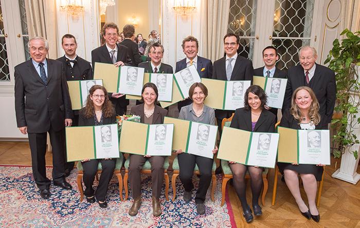 Josef-Krainer-PreisträgerInnen 2014