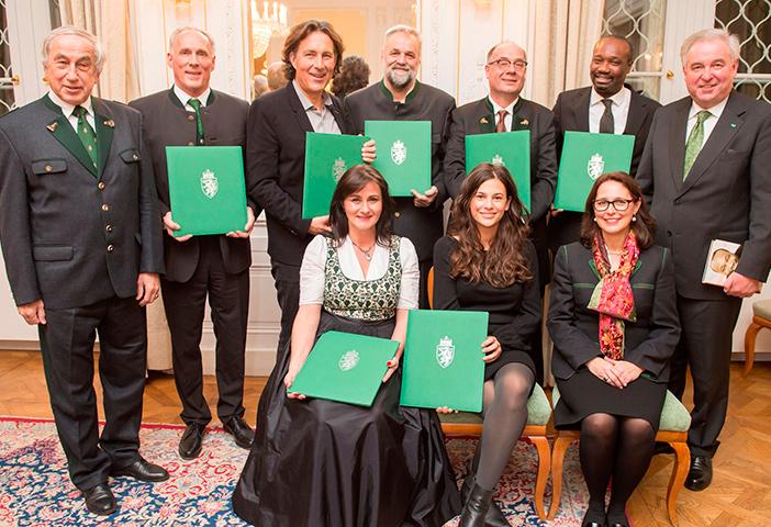 Heimat-PreisträgerInnen 2015