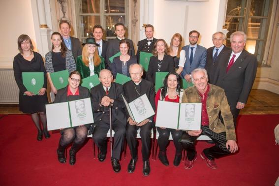 Großer Josef-Krainer-Preis 2016