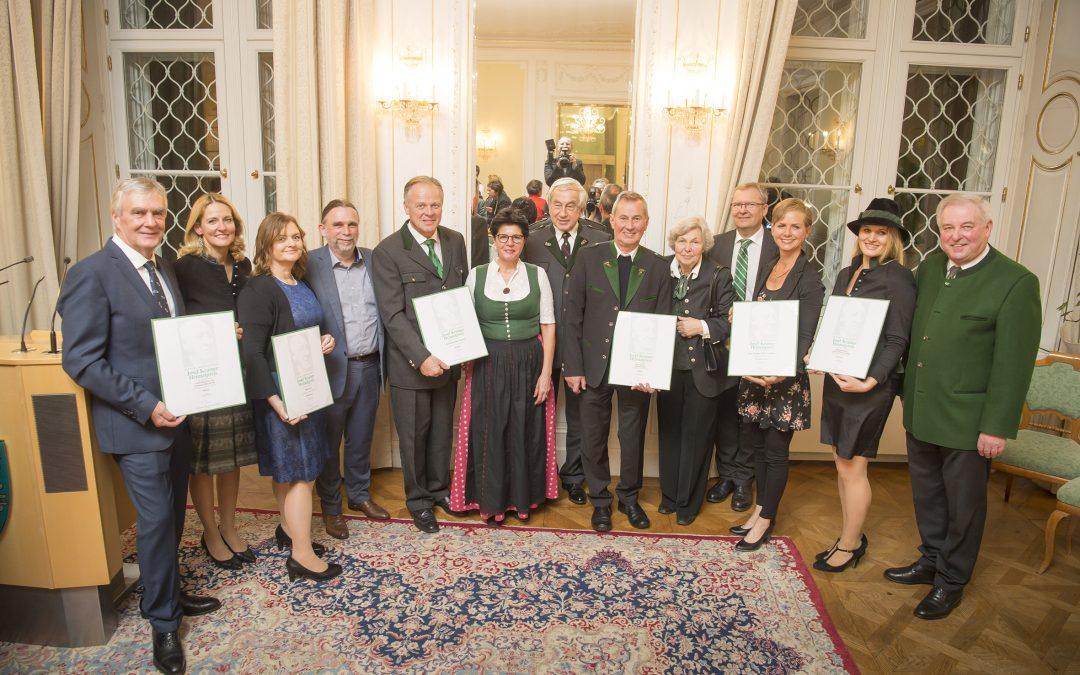 Heimat-PreisträgerInnen 2019