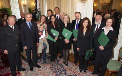 Josef-Krainer-PreisträgerInnen 2007