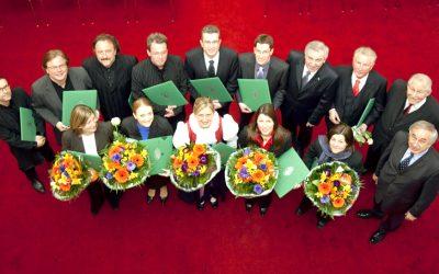 Josef-Krainer-PreisträgerInnen 2009