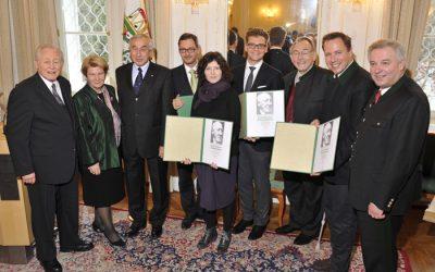 Josef-Krainer-ZukunftspreisträgerInnen 2011